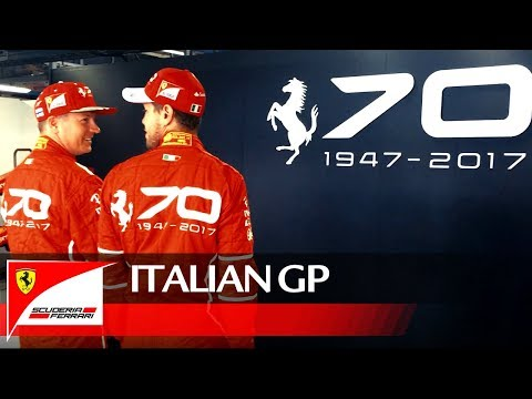 Italian Grand Prix - Monza weekend!
