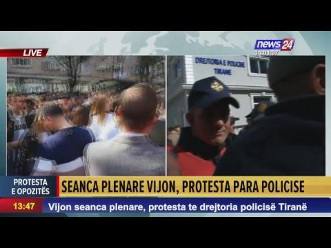 """""""RAMA IK""""/ Protesta e opozitës, në Kuvend betohen tre deputetë të rinj"""