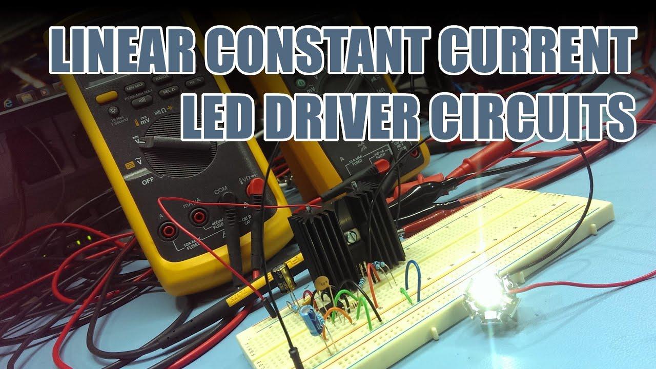 Linear Led Driver Circuit