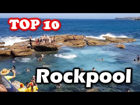 Top 10 Rockpool In Sydney Australia Vlog 2020