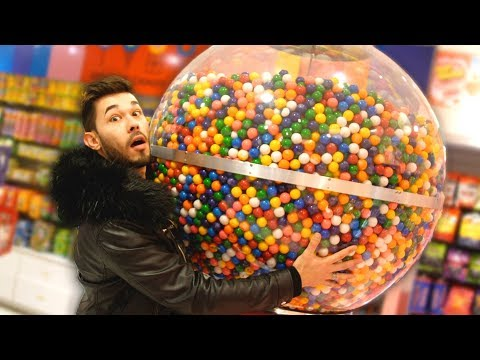 LE PLUS GRAND MAGASIN DE BONBON DU MONDE ! (VLOG NEW YORK #4)