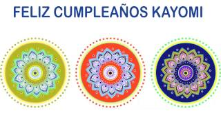 Kayomi   Indian Designs - Happy Birthday