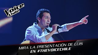 The Voice Chile | Luis Layseca - Stayin Alive
