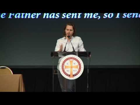 ClergyLaity 2016: Jonathan Jackson: The Mystery of Art  Becoming An Artist in the  of God