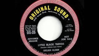 Little Black Things - Sheldon Allman