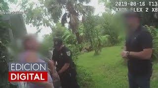 Arrestan a un estudiante de 15 años en Florida por amenazar con cometer una masacre