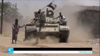 سوريا - تدمر: تنظيم الدولة الاسلامية يُجبر على التراجع