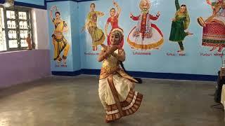 RISHIKA'S CLASSICAL DANCE : K V WALTAIR