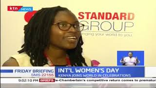 INT'L Women's Day: Women leaders join the world to mark World Women's Day