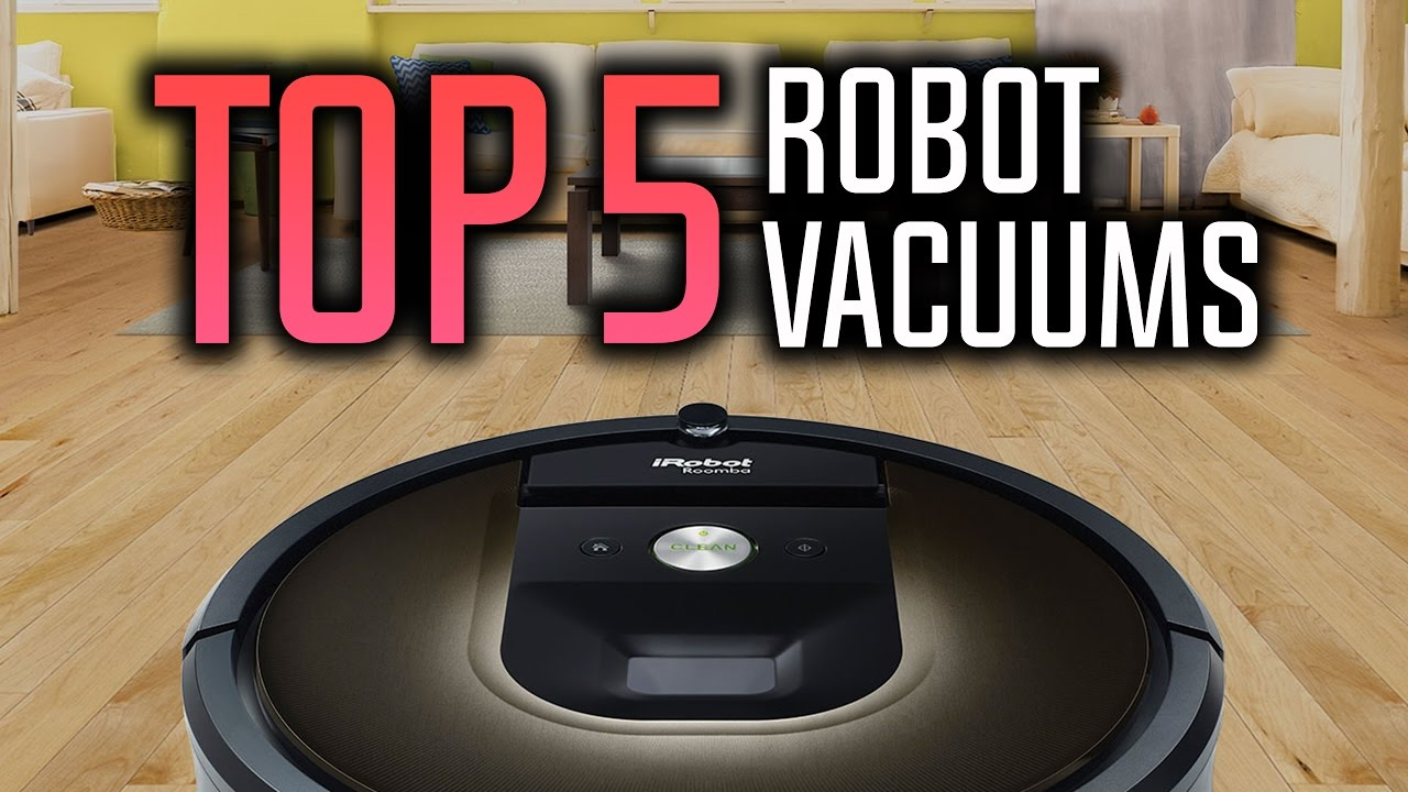 best robot vacuum cleaners in 2017 youtube. Black Bedroom Furniture Sets. Home Design Ideas