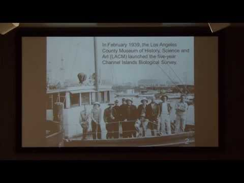 May 2014 From Shore to Sea Lecture: The Channel Islands Biological Survey 1939-1941