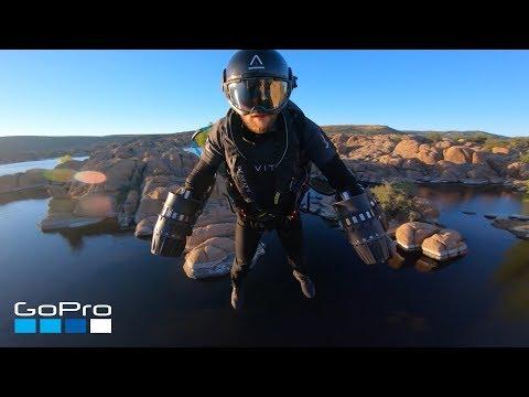 GoPro: Getting The Shot   Gravity