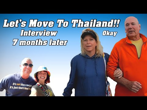 This Couple Just Moves To Thailand,  7 months later was it worth it? They share their journey.
