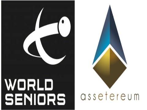 Assetereum Masters Seniors Championship 2018