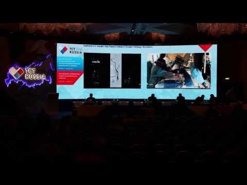 Конференция TCT Russia 2016