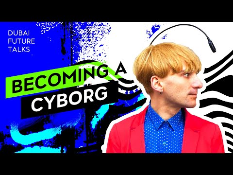 The Renaissance of our Species? Becoming a Cyborg with Neil Harbisson