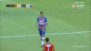 Sampaio Corrêa 2 x 2 Fortaleza - Jogo Completo - Semi-Final - Volta - Série C 07/10/2017