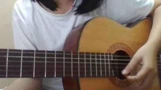 BẰNG LĂNG TÍM guitar-LÊ HỒNG NGHI