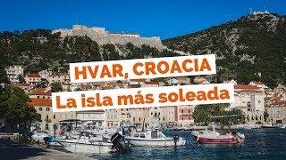 Qué Ver y Hacer en Hvar, Croacia Guía Turística