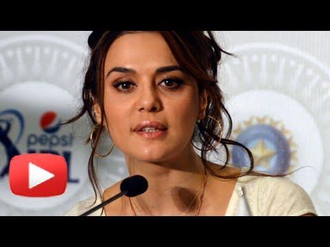 Preity Zinta Breaks Silence On Ness Wadia Case