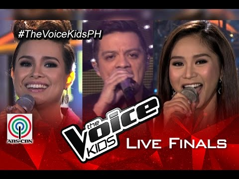 """The Voice Kids PH 2015 Live Finals Performance: """"Sariling Awit Natin"""" by The Voice Kids Coaches"""