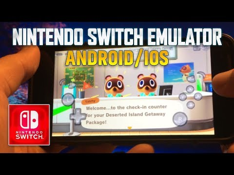 Nintendo Switch Emulator Download Play Nintendo Switch Games Android Ios Youtube