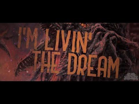 INTERNAL DEVOUR - LIVIN' THE DREAM [LYRIC VIDEO] (2016) SW EXCLUSIVE