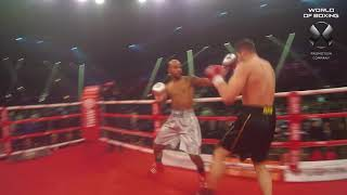 Алексей Папин - Исмаил Силлах | Referee cam | Мир бокса