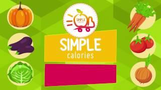 Ресторан правильного питания с доставкой еды на дом в Николаеве - Simple calories