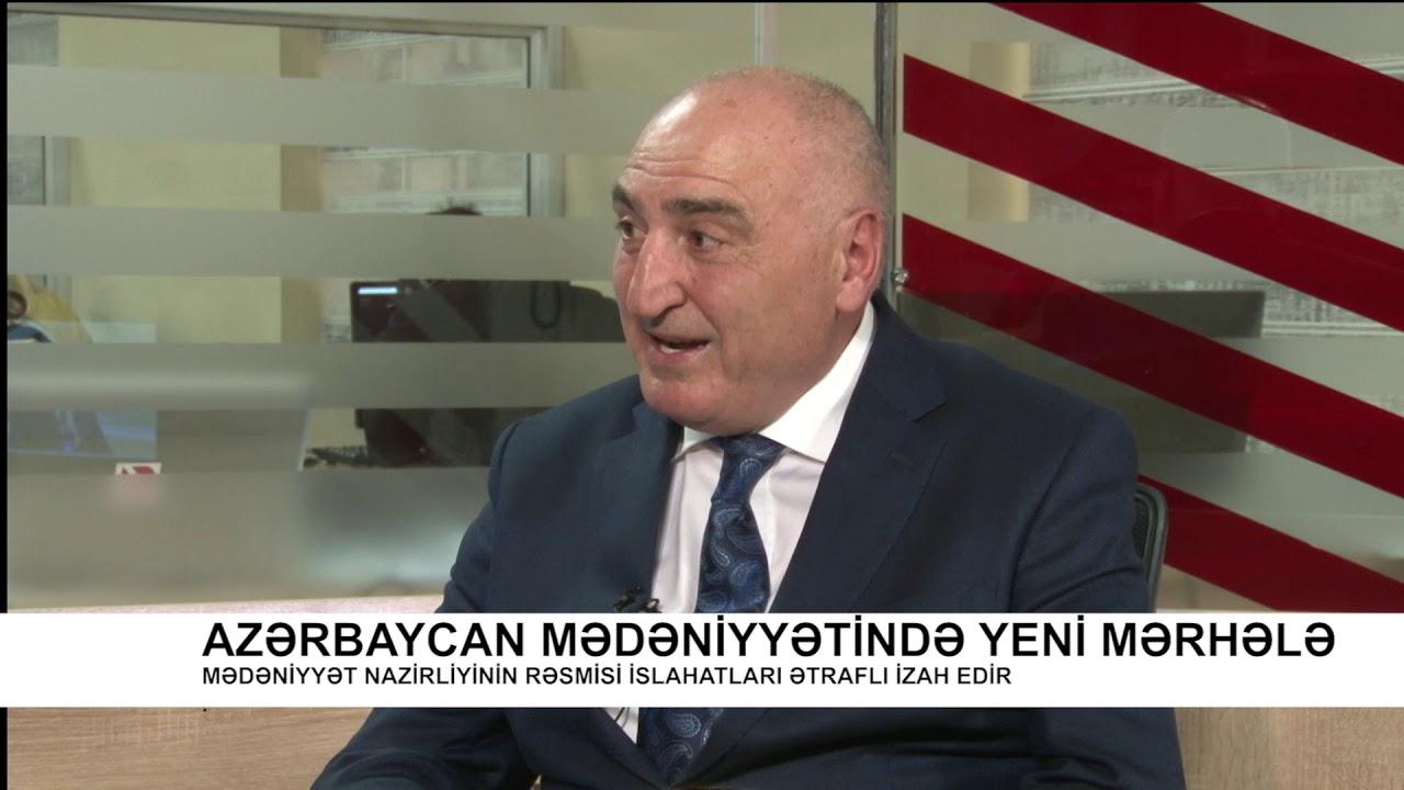 Azərbaycan mədəniyyətində yeni mərhələ