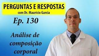 Análise de composição corporal - Perguntas e respostas com Dr Mauricio Garcia ep 130