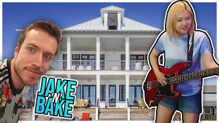 We performed our song live! - Jake'n'Bake House Tour
