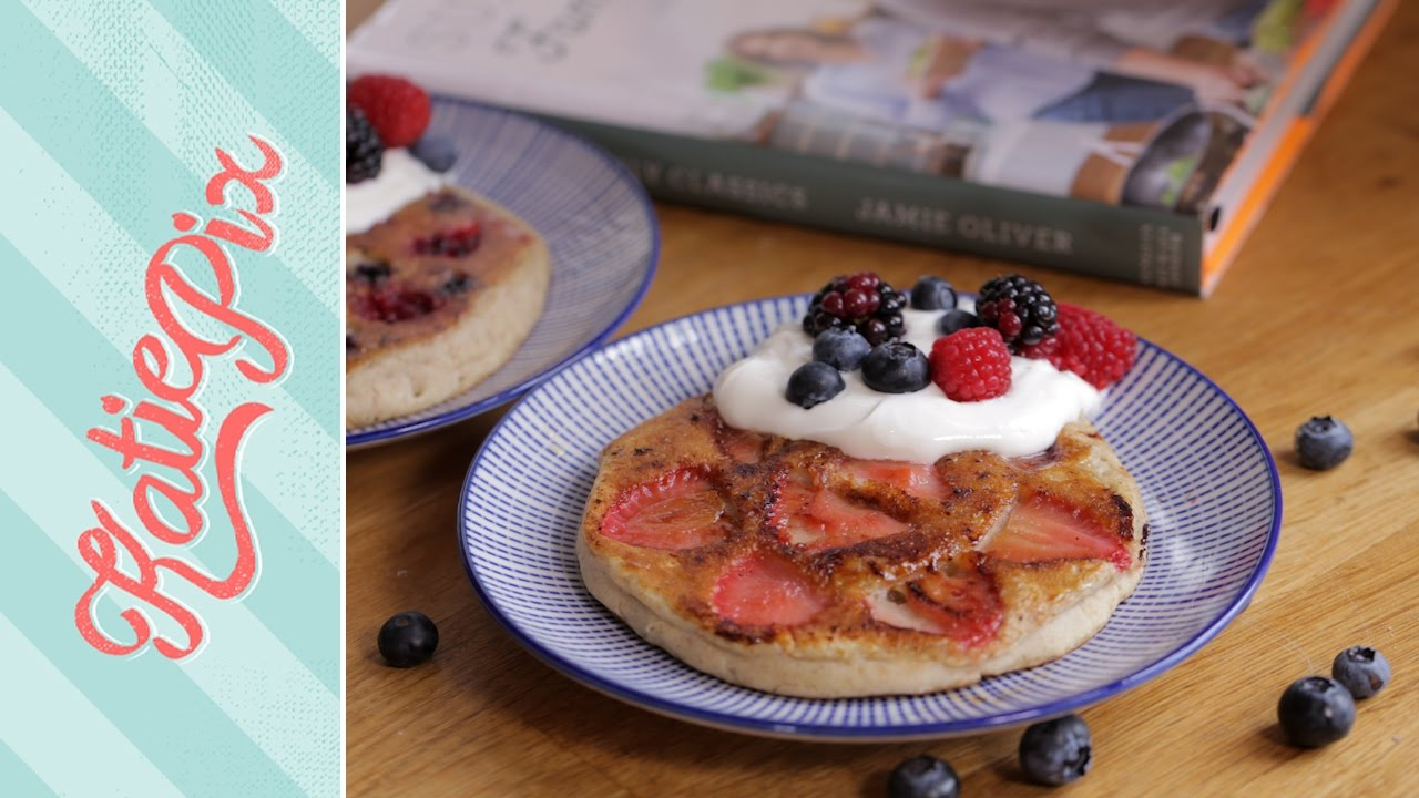 Healthy buckwheat pancakes recipe jamie olivers super food family healthy buckwheat pancakes recipe jamie olivers super food family classics katie pix youtube forumfinder Gallery