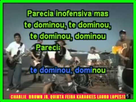 CHARLIE BROWN JR° QUINTA FEIRA KARAOKE
