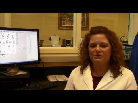 Cytogenetics Lab Technologist - Jill Johnson