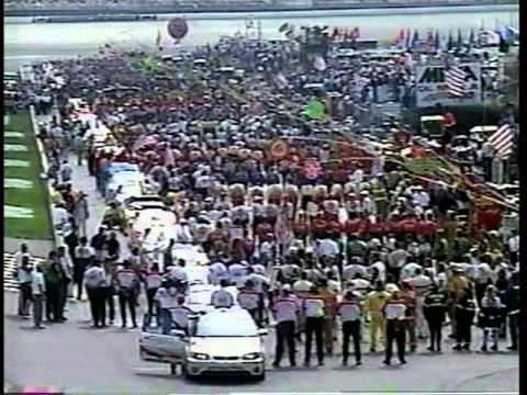 2001 MBNA Cal Ripken Jr. 400 [3/22] (Pre Race-Opening Ceremonies)