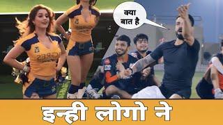 Virat Kohli & RCB Chilling