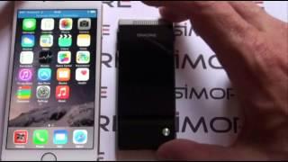 iPhone 6 DualSIM - 2 oder 3 SIM karten gleichzeitig aktiv auf ihrem iPhone 6 - SIMore G1 BlueBox