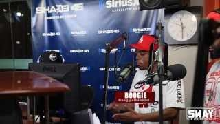 Boogie Puts Compton Stamp on Friday Fire Cypher + New Mixtape