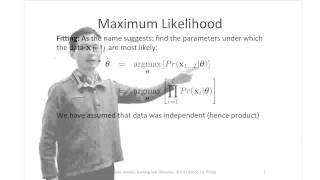 04-02 Maximum Likelihood