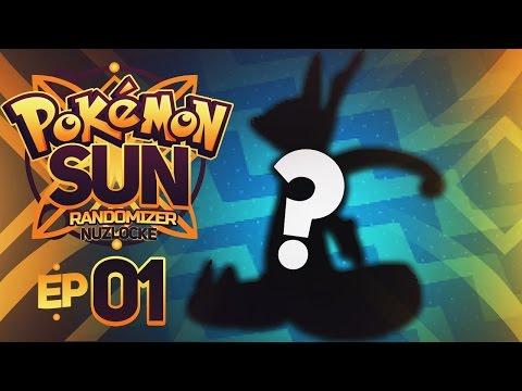 PERFECTLY RANDOM STARTERS - Pokémon Sun & Moon RANDOMIZER Nuzlocke Episode 1!