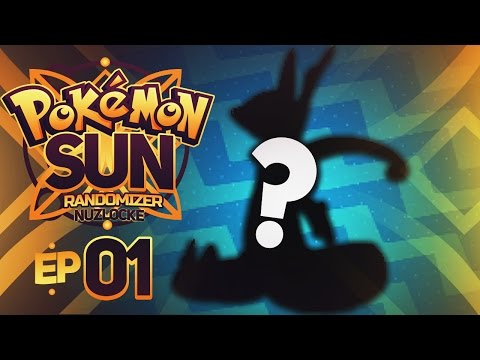 PERFECTLY RANDOM STARTERS - Pokémon Sun & Moon RANDOMIZER Nuzlocke Episode 1!