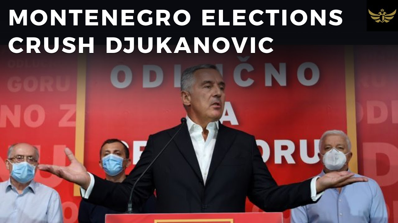 30 year rule of Djukanovic CRASHES DOWN in Montenegro elections