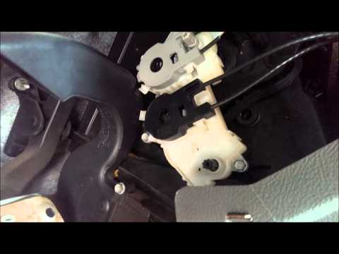 '00-'08 Ford Focus - Broken/Stuck HVAC Selector | FunnyDog.TV