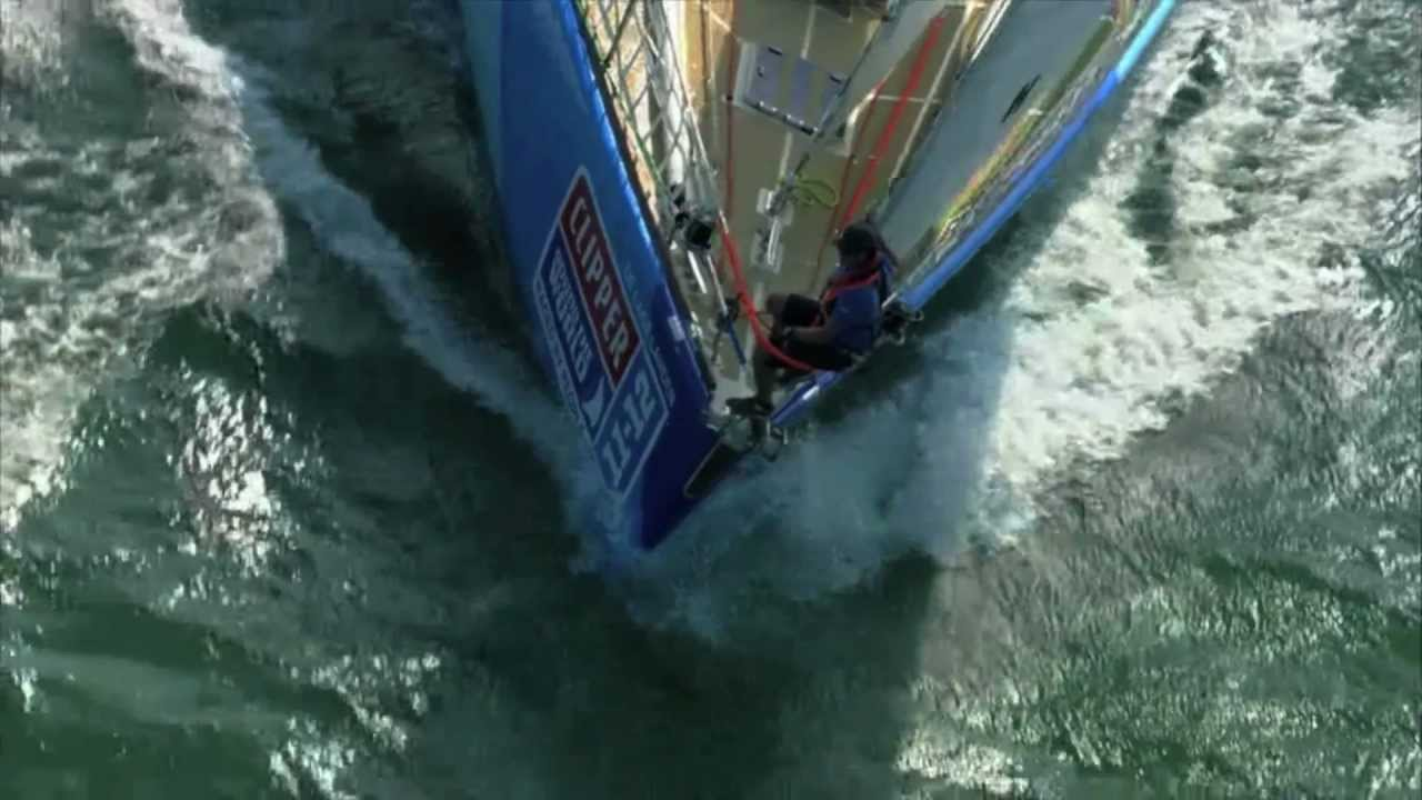 Against the Tide 2: Clipper 11-12 Race TV Documentary trailer
