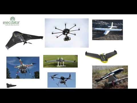 Data-driven Unmanned Aircraft Systems Products and Services for GIS and Aerial Survey