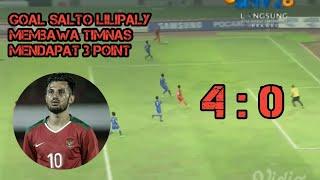 GOAL SALTO LILIPALY!!!! INDONESIA VS CHINA TAIPEI 4-0 2018