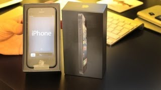 Обзор iPhone 5 Black(, 2013-02-27T14:19:48.000Z)