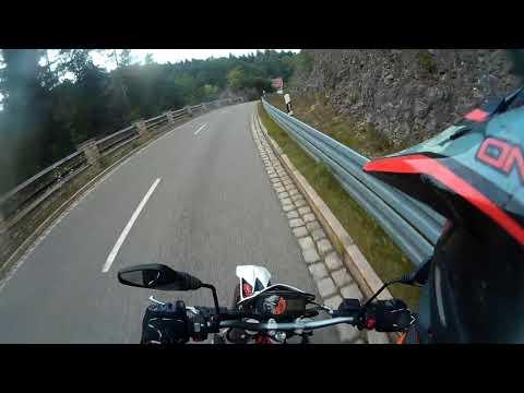KTM  Enduro R | Street ride