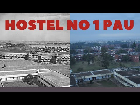 Hostel Number 1 Punjab Agricultural University Ludhiana College life